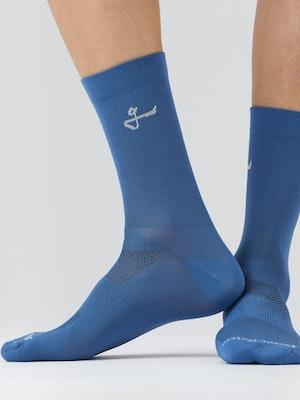 Givelo G Socks Sky Blue
