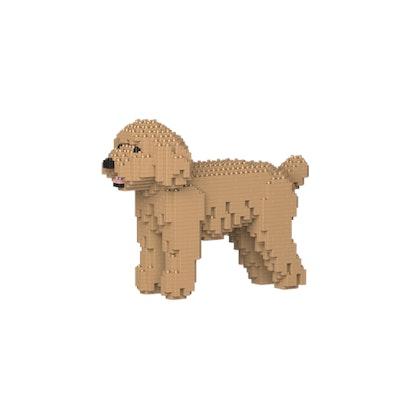 Jekca Toy Poodle/ Moodle Building Block Set
