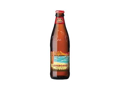 Kona Longboard Island Lager Bottle 355mL