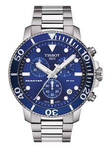 Tissot Seastar 1000 Chronograph Blue