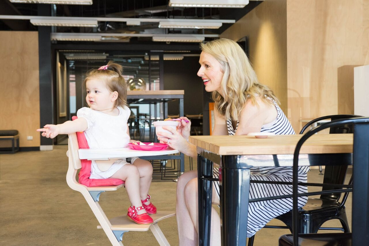Leander High Chair Review
