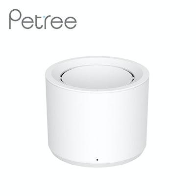 Petree Pet Drinking Fountain - White