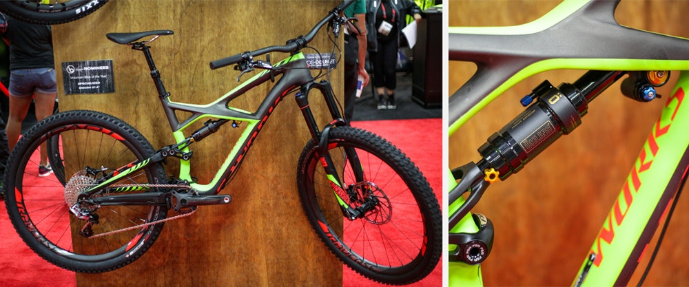 specialized s works enduro 2016
