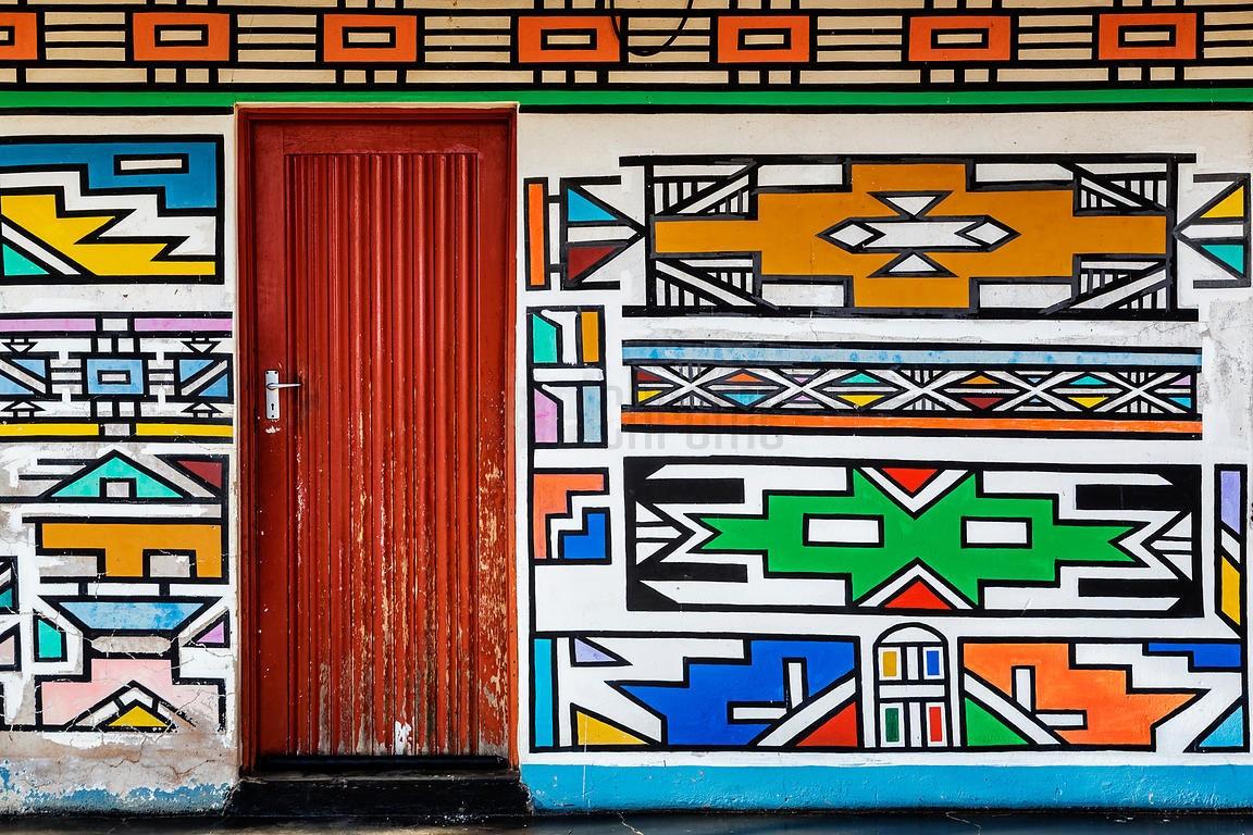 Ndebele & Fashion