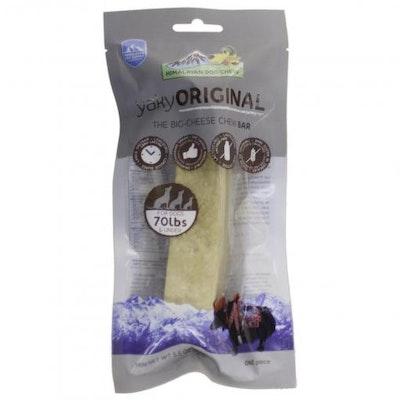Pooch Treats Yaky Original Big Cheese Extra Large Breed Chew Bar Dog Treat 1 Pack