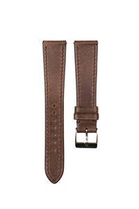 Artisan Straps Horween Chromexcel Leather Watch Strap in Natural