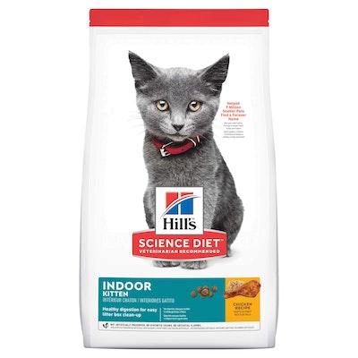 Hills Hill's Science Diet Indoor Kitten Dry Cat Food