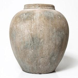 Handmade Clay Urn