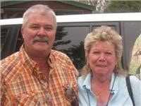 We have each other, a home, the love of our family and the Parkies have been great, say Marysville fire survivors