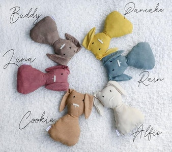Snuggle Bunny's