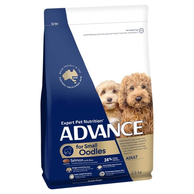 Advance Small Oodles Salmon with Rice Dry Dog Food