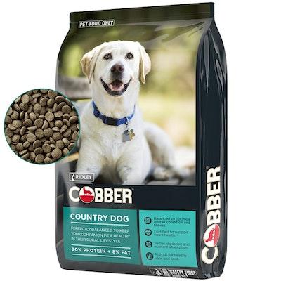 Ridley Cobber Active Dog Complete Balanced Diet Dry Dog Food 20kg