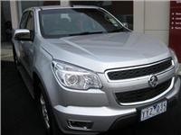First in - GoSee tries Holdens 2.8lt turbo diesel 4x4 Colorado LTZ crew cab pickup 5 speed manual