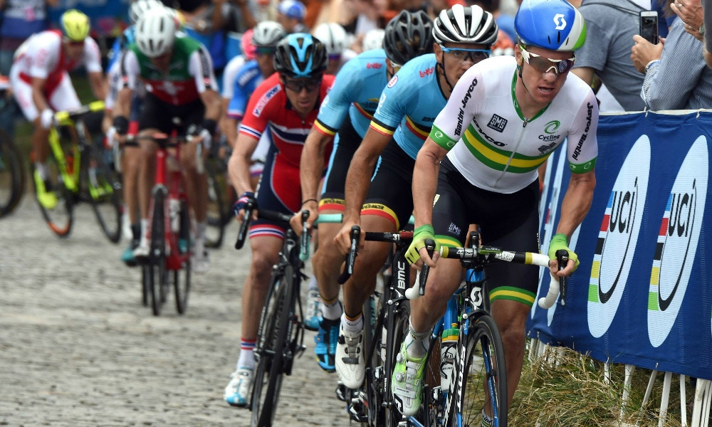 Clarkey to Join Cannondale-Garmin in 2016