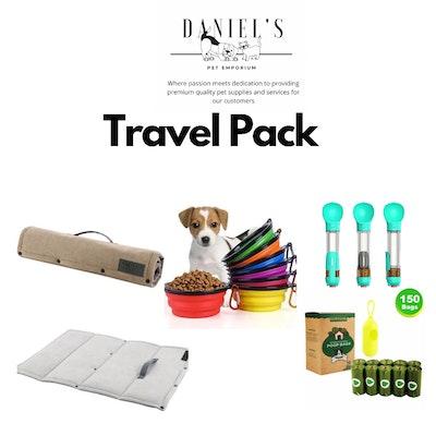 Travel Bundle | Daniel's Pet Emporium