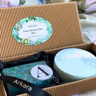 Arkara Inner Nature Gift Box Set - Opal