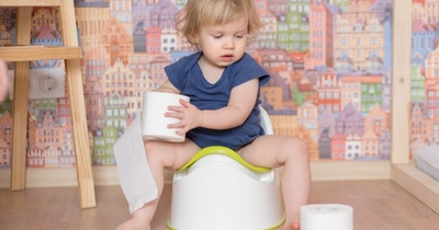 Toilet training the strong-willed child