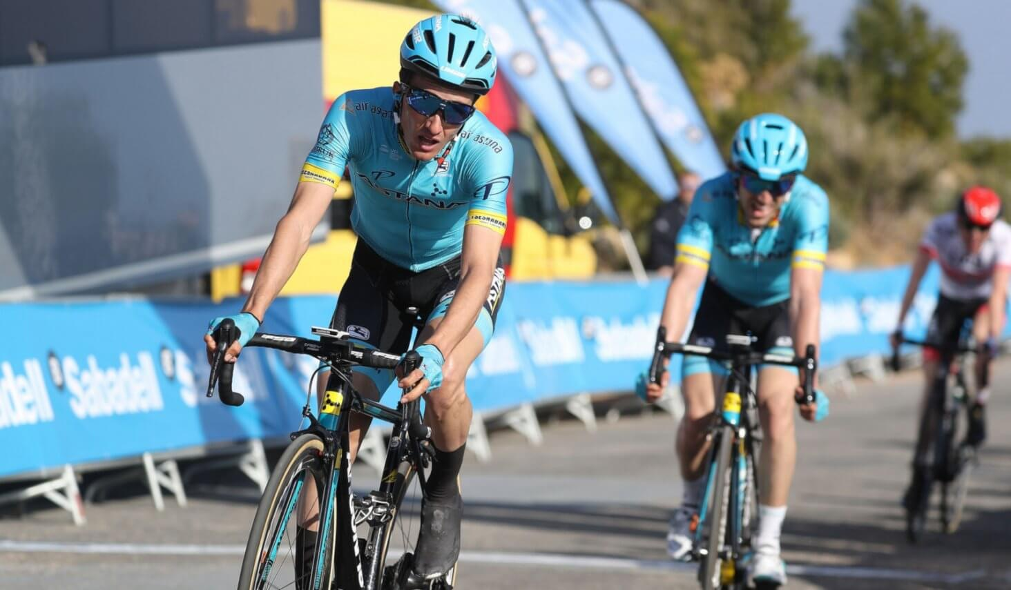 VALENCIANA: BILBAO THIRD IN QUEEN STAGE AS IZAGIRRE TAKES LEAD