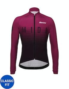 Santini Custom Mid Long Sleeve Jersey