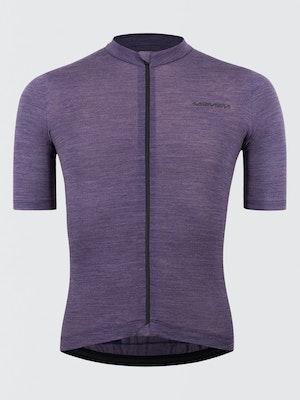 Soomom Pro Classic Merino Jersey - Purple
