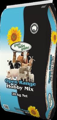 Green Valley Open Range Hobby Farm Animal Food Mix 20kg