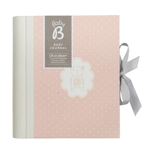 KTWO Baby B Journal Pink