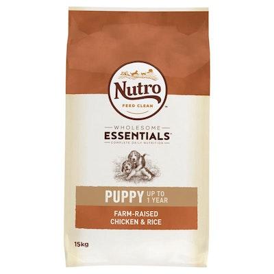 Nutro Wholesome Essentials - Puppy Chicken & Rice