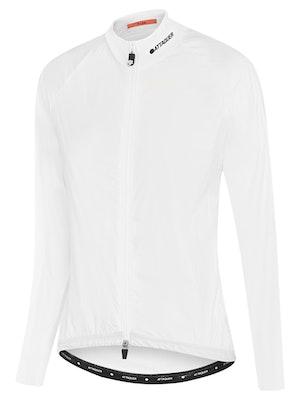 Attaquer Womens A-Line Lightweight Jacket White