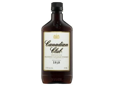 Canadian Club Whiskey 375mL