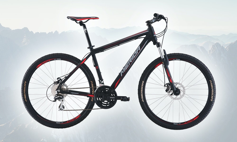 Merida Big.Seven 10 MD 2017 Best Budget Mountain Bikes for AUD 500 BikeExchange