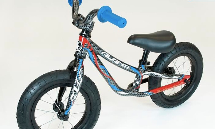 Prince George and his new Avanti Lil Ripper 12""
