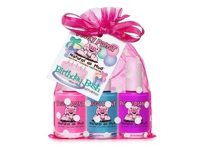 Piggy Paint Birthday Bash Nail Polish Gift Pack