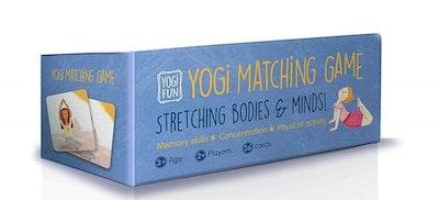 Yogi Fun - Matching Game