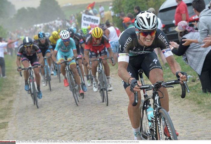 Etixx Quickstep Tour de France 2015