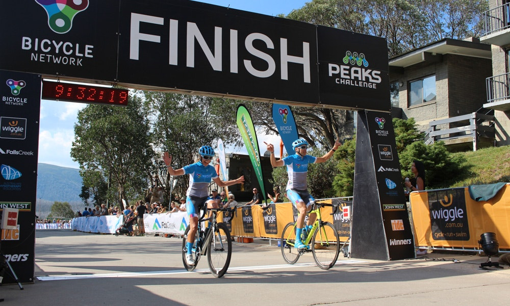 peaks-challenge-falls-creek-finish-bikeexchange-jpg