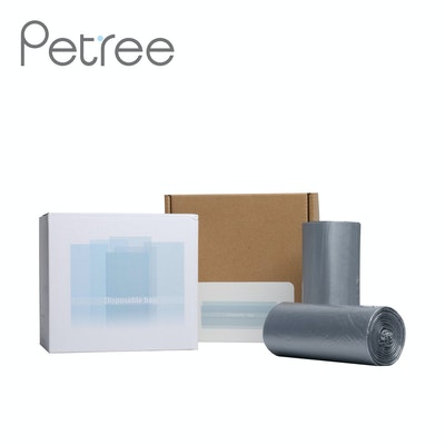 Petree Waste Bag (3rolls) for Petree Self-cleaning Cat Litter Box