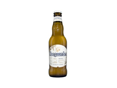 Hoegaarden White Bottle 330mL