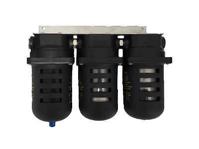 Drop Out Filter Breathable Air Complete Kit