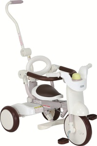 iimo 02 Tricycle (White) without Sunshade