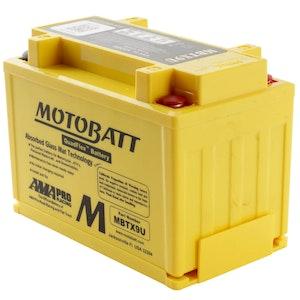 MBTX9U MotoBatt Quadflex 12V Battery