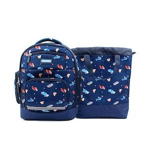 Momo Racing Backpack Set