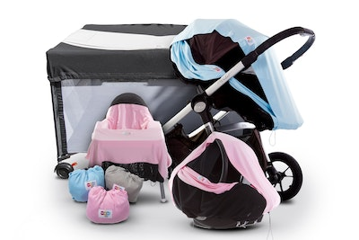 Bub2Tot 8in1 ~ Multifunctional UPF 50+ Pram Cover