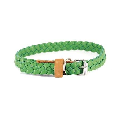 Georgie Paws Windsor Collar - Green