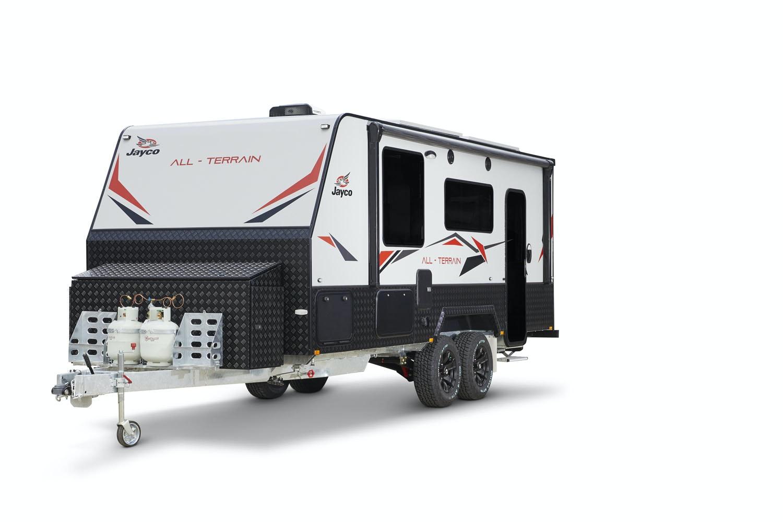 All-Terrain Caravan