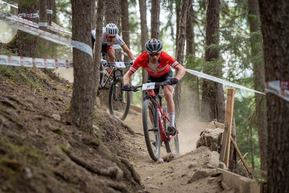 Northwave conquers Ötztal with Mathias Flückiger & Anne Terpstra