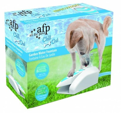 All For Paws Chill Out Garden Water Fountian