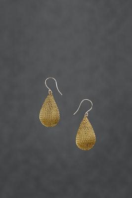 PAMdesigned Bronze Wire Earrings - Alejandra Earrings 2020