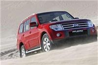 New Pajero diesel rated to tow 3000kg with 441Nm claimed at 2000rpm