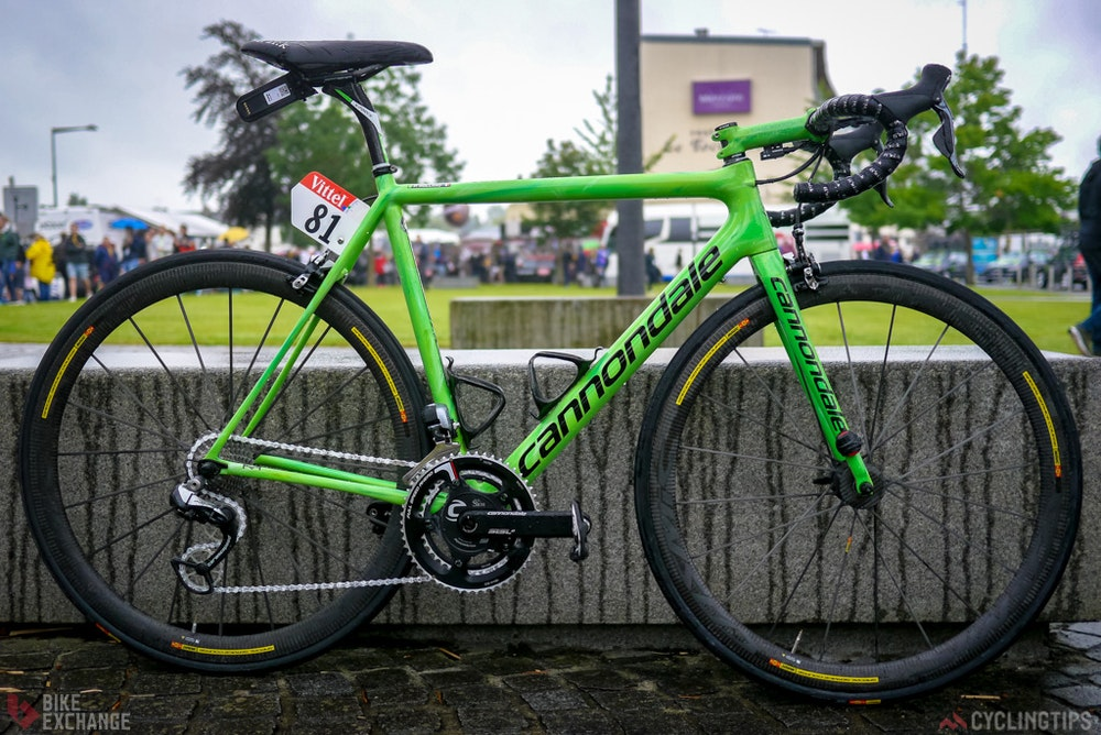 cannondale supersix evo hi mod 2016 custom