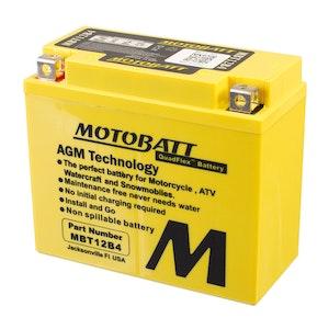 MBT12B-4 MotoBatt Quadflex 12V Battery